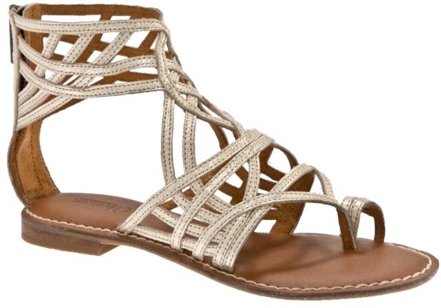Civico 10 Paragon Woven Sandal