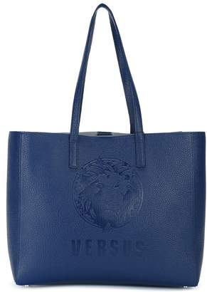 Versus large double straps tote