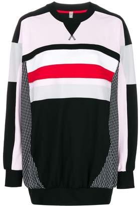 NO KA 'OI No Ka' Oi oversized colour block sweatshirt