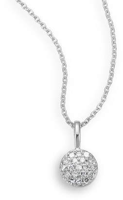 Saks Fifth Avenue Diamond & 14K White Gold Necklace