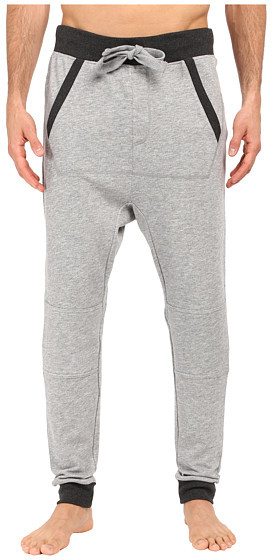 2(X)IST Active Core Terry Drop Inseam Jogger Pants