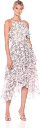 Keepsake The Label Women's Lovers Holiday Dress Print