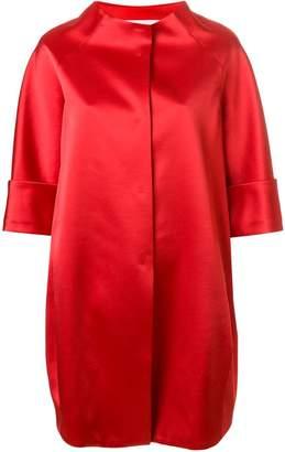 Gianluca Capannolo cocoon coat