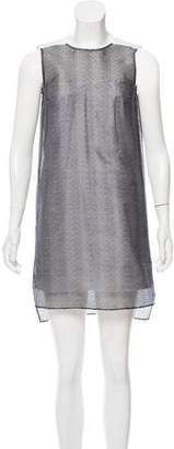 MAISON KITSUNÉ Sleeveless Mini Dress w/ Tags