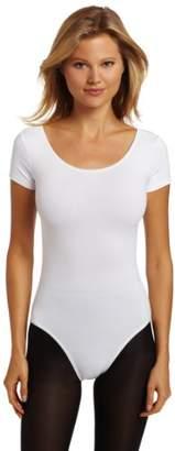 Danskin Women's Short-Sleeve Leotard