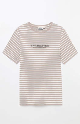 Rhythm Studio Stripe T-Shirt