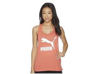 Puma Classics Logo Tank Top Women's Sleeveless