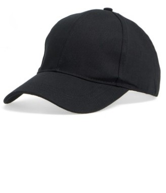 Women's Bp. Cotton Ball Cap - Black $15 thestylecure.com