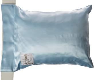 Little Giraffe Chenille New Dot Satin Nap Pillow