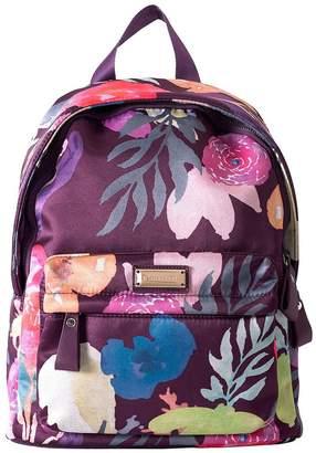 Kangol Floral Backpack