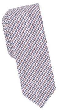 Original Penguin Norrall Houndstooth Tie