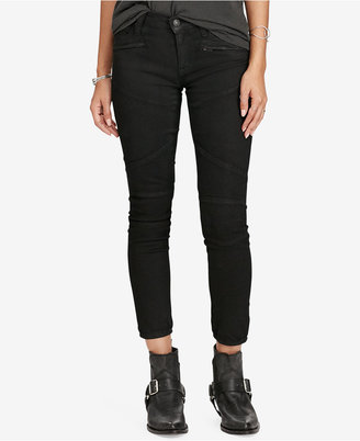 Denim & Supply Ralph Lauren Super-Skinny Crop Jeans $125 thestylecure.com