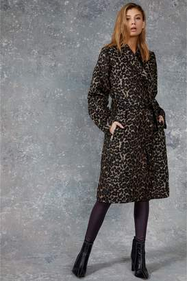 8005ddc40c19 Next Womens Religion Animal Print Coat