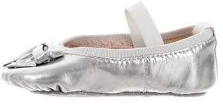 Bloch Girls' Metallic Ballet Flats