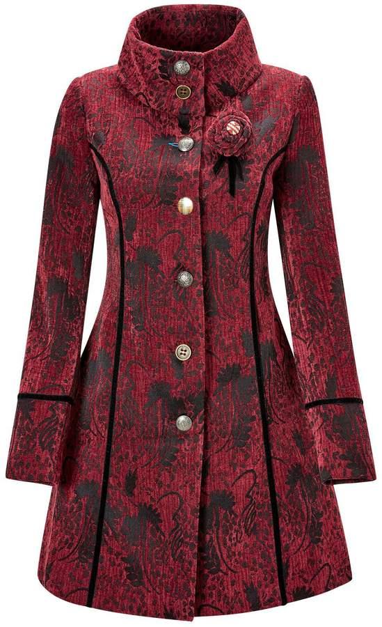 Luxury Christmas Coat