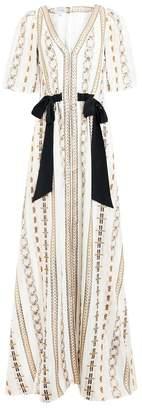 Temperley London Spirit Sleeved Dress