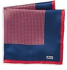 Brioni Men's Silk Pocket Square