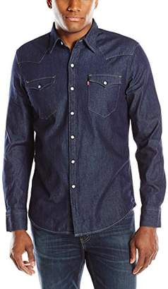 Levi's Men's Barstow Western Shirt