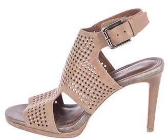 dd6147625e7 Donald J Pliner Studded Caged Sandals