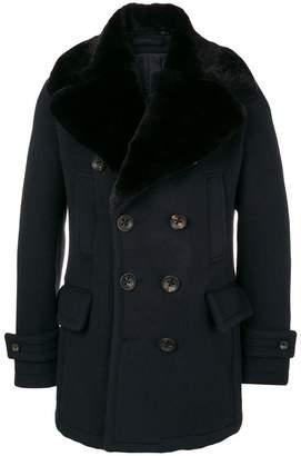 Gabriele Pasini short buttoned coat