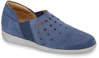 Sesto Meucci Ditty Perforated Slip-On