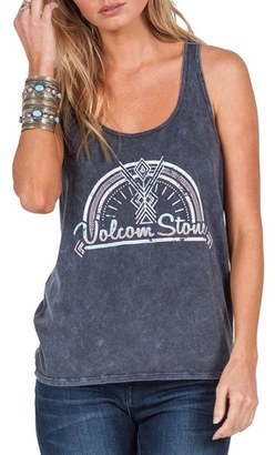 Women's Volcom Stone Valley Tank $29.50 thestylecure.com