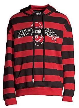 Haculla Haculla Men's New York Robber Hoodie