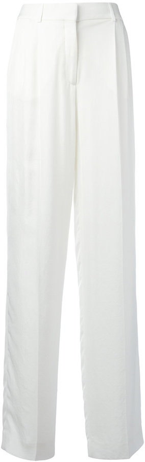 Tom FordTom Ford wide leg tailored trousers
