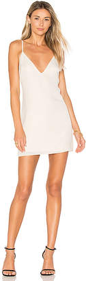 Lovers + Friends Lovers + Friends x REVOLVE Mini Slip in Ivory $148 thestylecure.com