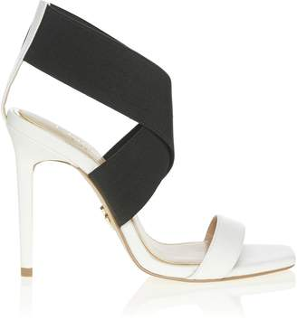 0979a02f8d2c94 Next Lipsy Elastic Strap Heeled Sandals - 35.5 (UK 3)