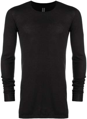 Rick Owens 100% cashmere pullover