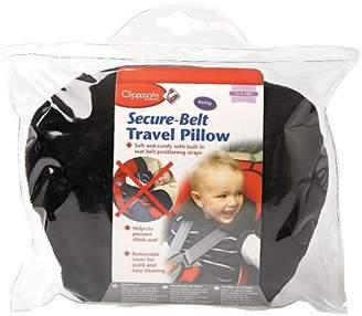 Equipment Clippasafe Secure Belt Travel Pillow for Age 1 - 3 (Black)