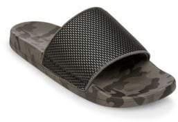 Steve Madden Seabees Mesh Camo Slides