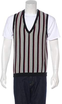 Gucci Striped Sweater Vest