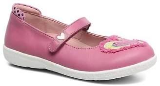 Agatha Ruiz De La Prada Kids's Cazoleta 3 Ballet Pumps in Pink