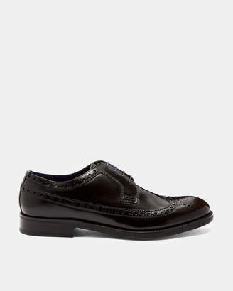df370a66eed67 Ted Baker Black Lace Up Shoes For Men - ShopStyle UK