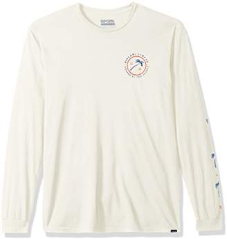Rip Curl Men's Shady Palms Heritage Long Sleeve Tee