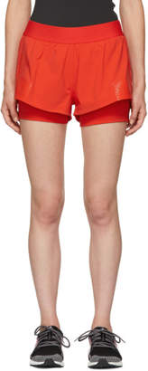 adidas by Stella McCartney Red Train Shorts