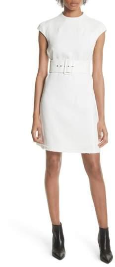 Belted Mod Dress