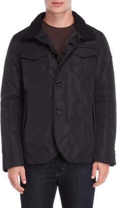 Peuterey Flap Pocket Down Coat