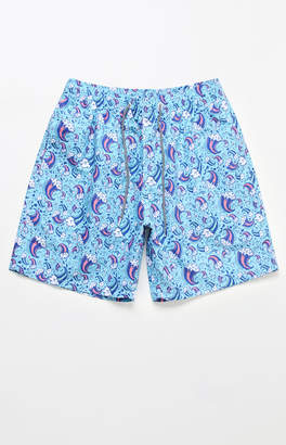 "Trunks Boardies Wavy Dayz 16"" Swim"
