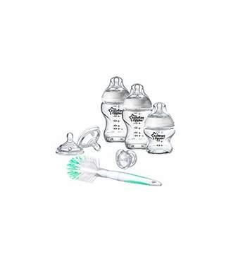 Tommee Tippee Glass Bottle Starter Kit