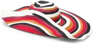 Missoni Mare striped beach hat