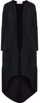 Antonio Berardi Asymmetric Twill Coat