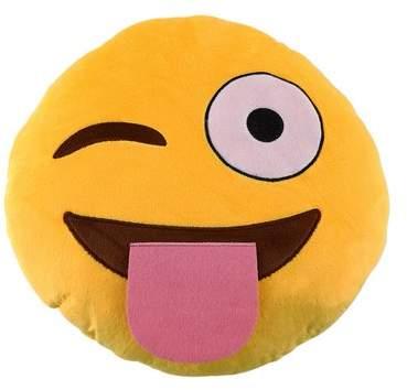 Hillda New Arrivals Soft Emoji Cushion Cute Emoticon Pillow Comfortable Stuffed Plush Toy Doll