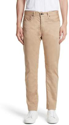 Rag & Bone Fit 2 Five-Pocket Twill Pants