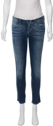 Siwy Low-Rise Skinny Jeans