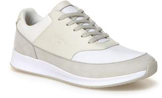 Lacoste Women's Chaumont Mixed Material Trainers