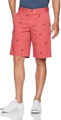 Izod Men's Flat Front Short