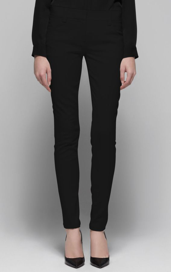 Theory Ardena Wool Blend Pant